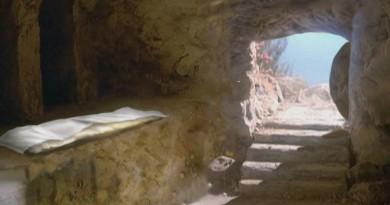 Jego grób jest pusty!