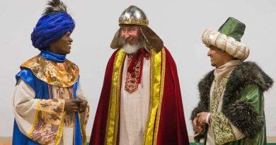 Trzej mędrcy, królowie, magowie, astrolodzy?