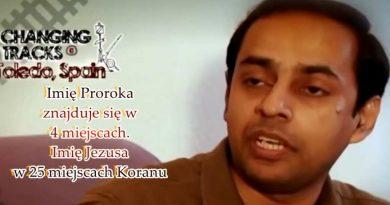 [Video] Koran pokazuje zbawienie w Jezusie.