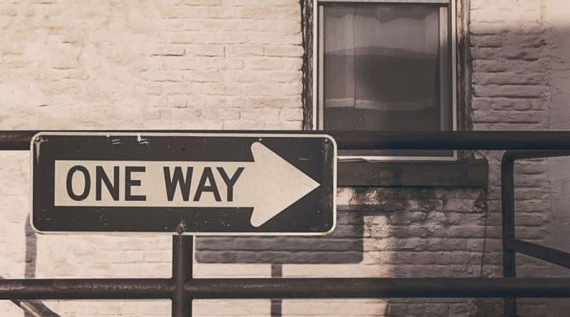 Tylko jedna Droga do zbawienia.